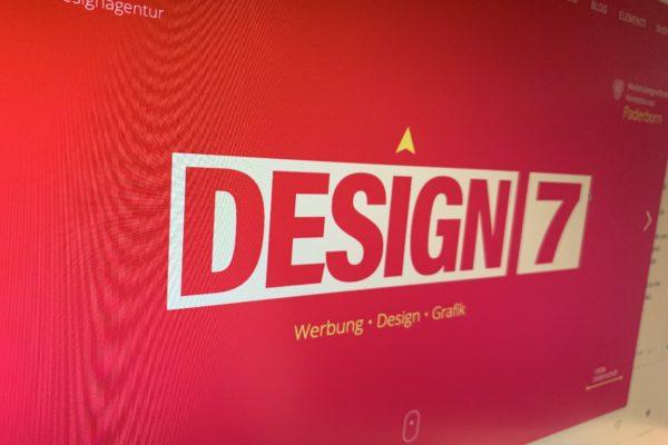 Design 7 • Footer • Werbeagentur Paderborn • Frank Korsch • Webdesign Paderborn • SEO Paderborn